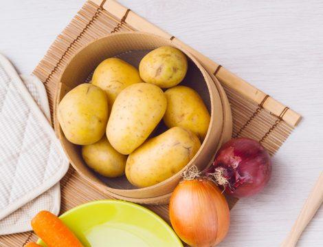 Fırında Patates Kroket Tarifi