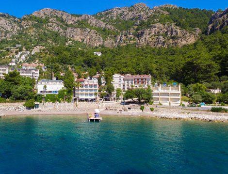 Hotel Mavi Deniz - Marmaris İslami Oteller