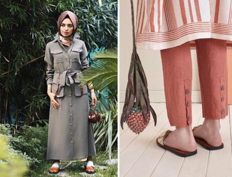Qooq Store 2017 Tesettür Giyim Modelleri