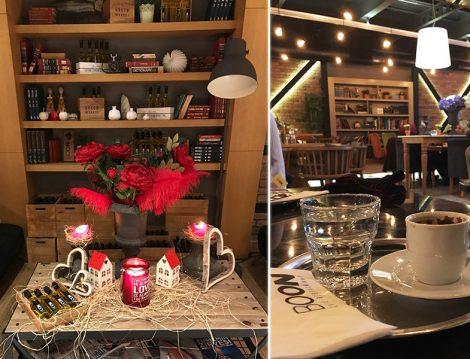 Son Zamanların Öne Çıkan Mekanı Boon Cafe & Restaurant