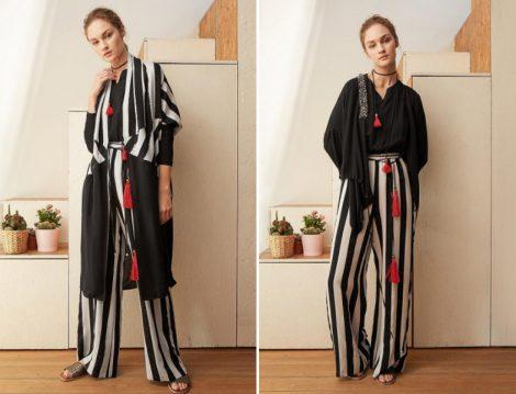 Yeşim Özcan Design 2017 Tesettür Giyim Modelleri