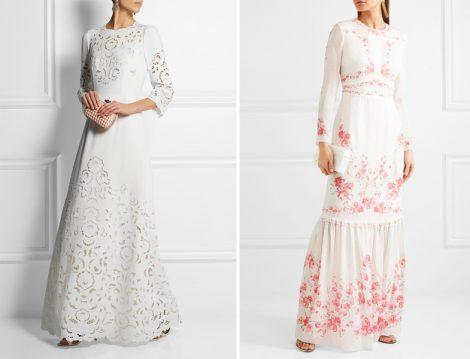 2017 Yaz Tesettür Abiye Elbise Modelleri ve Kombinleri