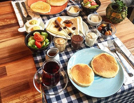 Anda Karaköy'de Bi Mutfak Kahvaltısı