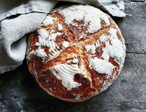 Aydan Üstkanat'tan Tok Tutan ve Düşük Glütenli Siyez Unlu Ekmek Tarifi