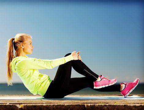 Bahar Yorgunluğunu Yenecek Egzersizler