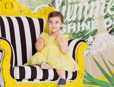 Buse Terim'in Yoğun Talep Gören Bebek Patikleri Yaza Hazır
