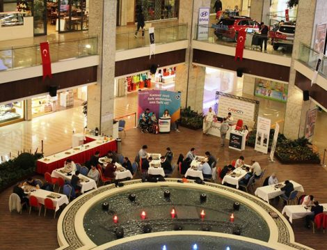 Capacity Alışveriş ve Yaşam Merkezi Ramazan Etkinlikleri