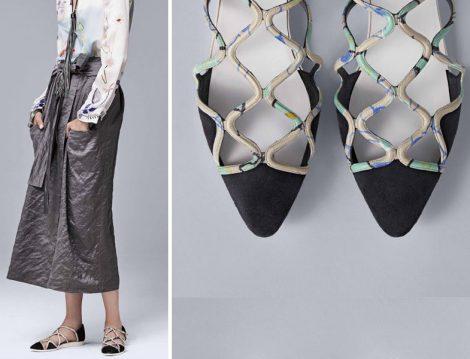Giorgio Armani'nin Göz Alıcı Ayakkabı ve Çanta Koleksiyonu