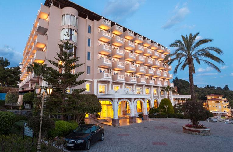 Hanedan Palace Hotel Alanya