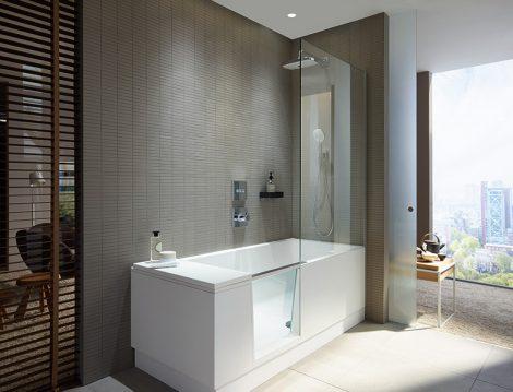 Küçük Banyolarda Yüksek Konfor Standardı