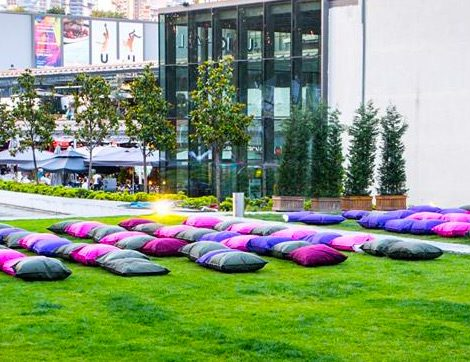 Türkiye'nin En Uzun Süren Açık Hava Sinema Festivali