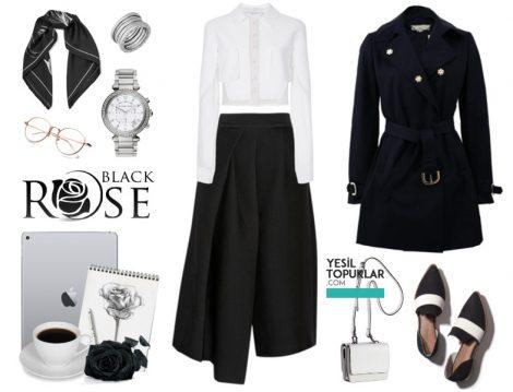 Tesettür İş Görüşmesi için Kıyafetler