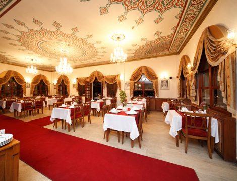 2017 İstanbul İftar Mekanları - Aziyade Restaurant