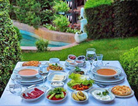 2017 İstanbul İftar Mekanları - Mabeyin Restaurant