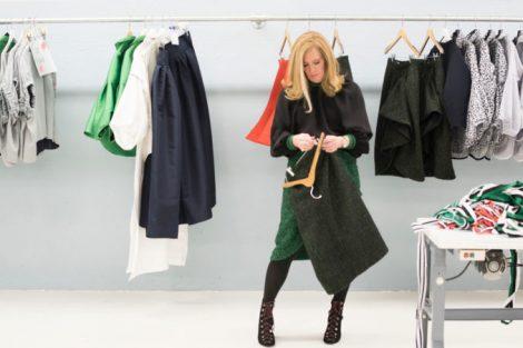 Modacı Tish Cox'un Görme Engelli Terziler İle Hazırladığı Tasarımları