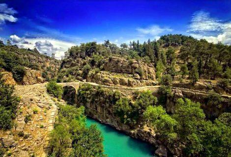 Mutlaka Görmeniz Gereken Türkiye'nin En Doğal 5 Köşesi