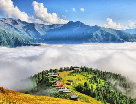 Türkiye'nin En Doğal Yerleri