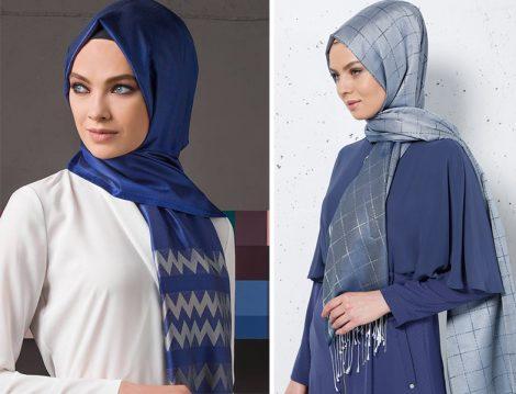 2017 Yazının Öne Çıkan Şal ve Eşarp Modelleri