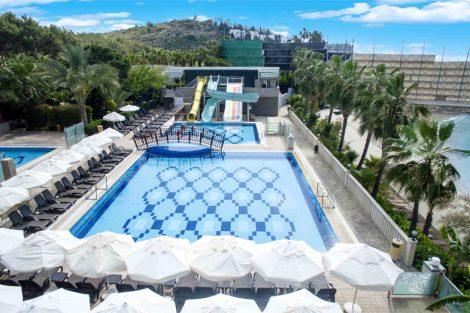 Adin Beach İslami Otel Antalya