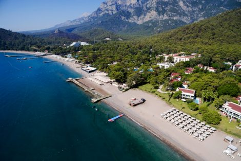 Azra Resort İslami Otel Antalya