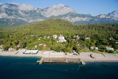 Azra Resort Kemer İslami Otel