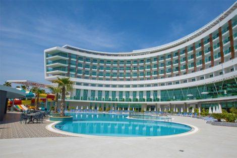 Elvin Deluxe İslami Otel Antalya