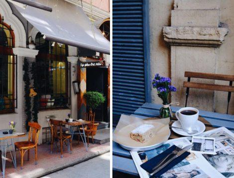 Göz Alıcı Dekorasyonu ve Güzel Sunumu İle Han Karaköy