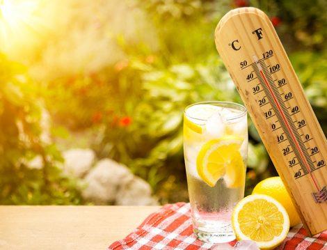 Güneş Çarpmasına Karşı En Az İki Litre Su