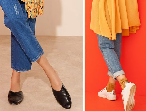 Kırk Yılda Bir Mom Jeans