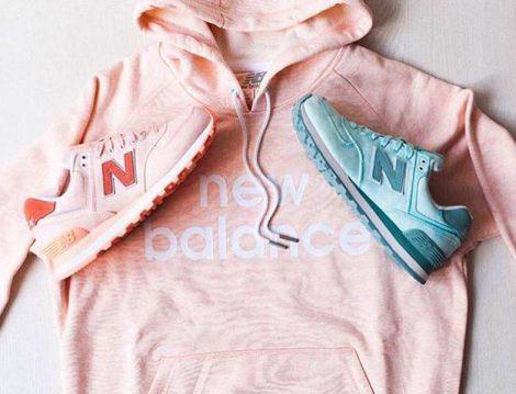 New Balance 2017 Yaz Spor Giyim Koleksiyonu