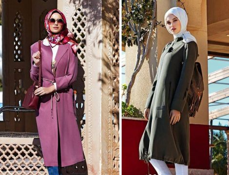 Nihan Giyim 2017 Yaz Pardesü ve Kap Modelleri