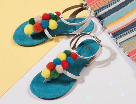 Tatil Bavulunuzda Şık Sandalet ve Terliklere Yer Açın