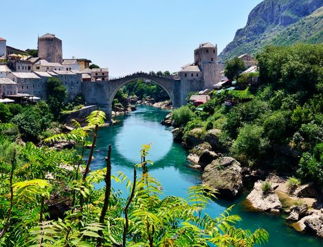 Vizesiz Gidebileceğiniz Yurt Dışı Seyahat Rotaları Bosna Hersek