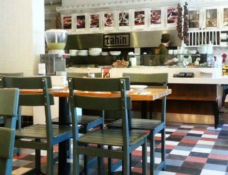 """İstanbul'daki En Nefis Lübnan Restoranı """"Tahin"""""""