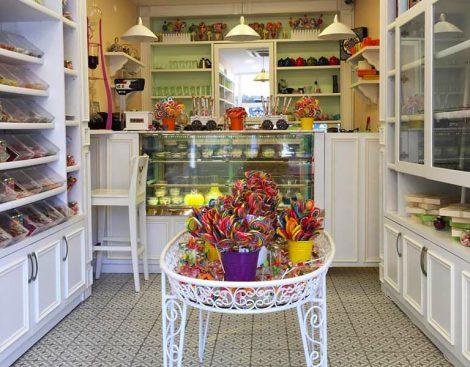 Masal Diyarı Büyükada Şekercisi Candy Island