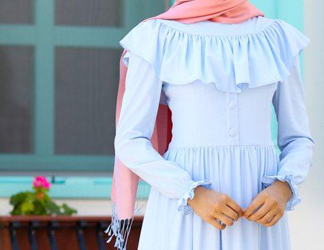 Tesettür Giyimin Yeni Markası An Nahar Alışveriş Sitemizde!