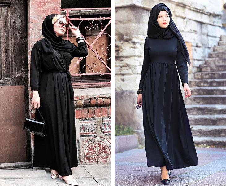 834f18aaa91 Verza Tesettür Giyim Elbise Modelleri 2017 | Resimlerle Tesettür ...