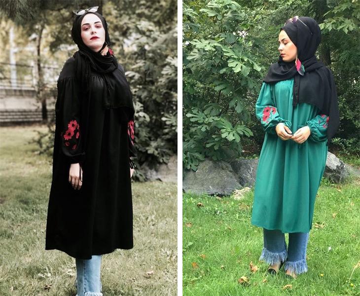 d67e2377614 Verza Tesettür Giyim Tunik-Modelleri 2017 | Resimlerle Tesettür ...