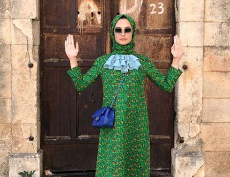 Tuğba Tekin'den Stilinize İlham Verecek Karıştırma Dersleri: Renkler & Desenler