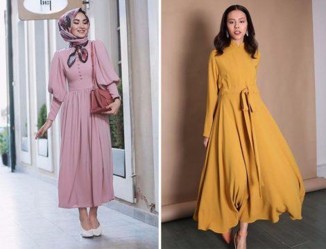 İndirimli Tesettür Giyim Modelleri