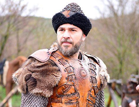 Diriliş Ertuğrul'un Baş Rol Oyuncusu Engin Altan Düzyatan IFTV'de…