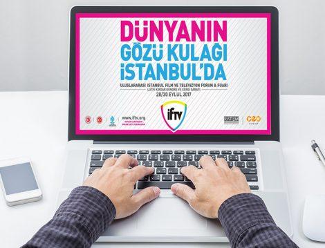 Diriliş Ertuğrul'un Baş Rol Oyuncusu Engin Altan Düzyatan IFTV'de