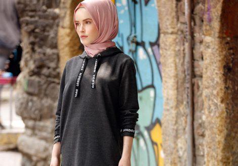 23e8bb6815e95 Gençler İçin Günlük Tesettür Giyim Modelleri (Online Alışveriş)