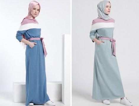 a0af9d12b75a4 Gençler İçin Günlük Tesettür Giyim Modelleri (Online Alışveriş)