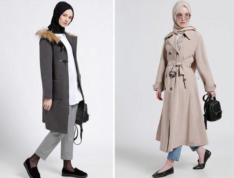 Gençler İçin Günlük Tesettür Giyim Modelleri