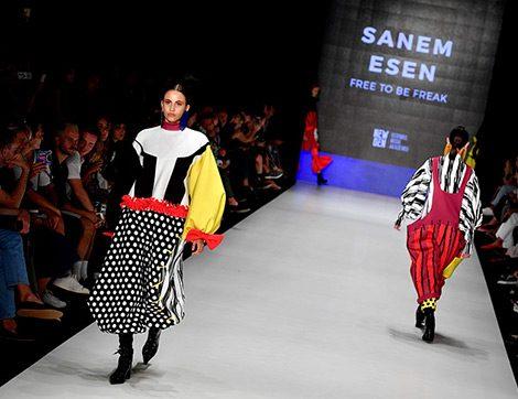İstanbul Moda Akademisi Mezunları Podyumda