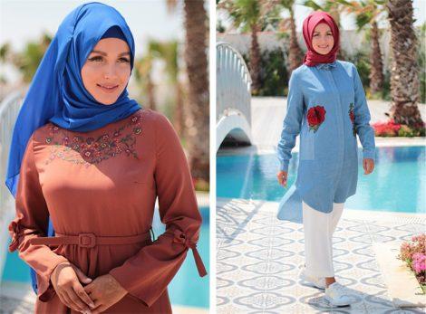 Modamız Tesettür Giyim Modelleri 2017