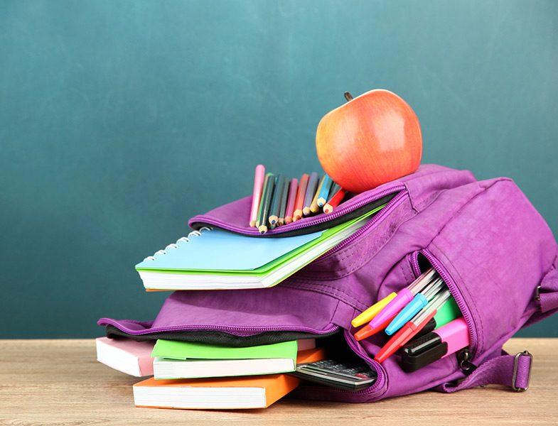 Okul Çantası Çocuğunuzun Belini Bükmesin