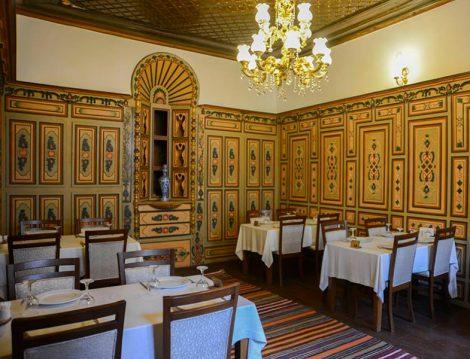 Tarihle Kültürün Dans Ettiği Bir Yer Setenönü 1892 Hotel