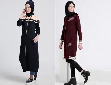 Yeni Sezon Günlük Tesettür Giyim Ürünleri